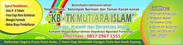 KB Mutiara Islam