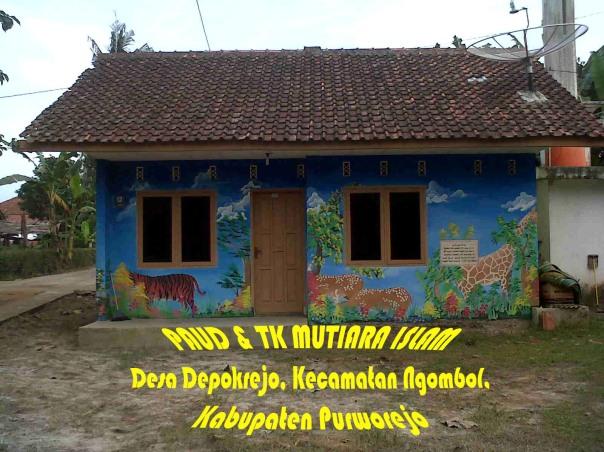 Paud dan TK Mutiara Islam